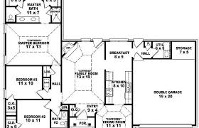 small one story house plans. Modern House Plans Medium Size One Story Bedroom On Any With Open Concept . Small