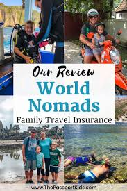Since the family is traveling outside familiar territory which can involve long air and road travel, acclimatising to. Family Travel Insurance World Nomads Travel Insurance Review The Passport Kids Adventure Family Travel