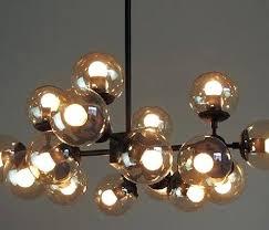 round glass ball chandelier round glass ball iron chandelier glass bubble chandelier uk