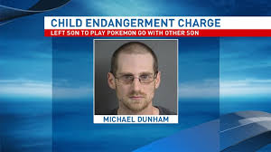 Man charged with child endangerment after leaving child at home to ...
