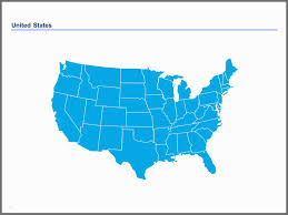 Free Interactive Maps For Powerpoint Free Editable Us Map Amazing Us Map Powerpoint Template Free