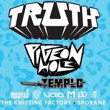 Bandsintown Templo Tickets Knitting Factory Concert