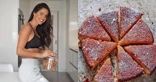 Aprenda a fazer o bolo de laranja saudável de Catarina Gouveia