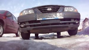 2004 Hyundai Elantra.Start Up, Engine, and In Depth Tour. - YouTube