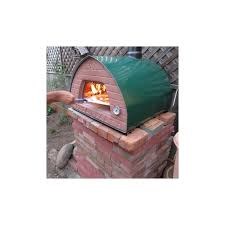how to build outdoor wood fired pizza oven 70x70 green