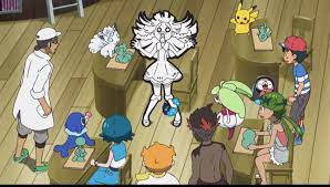 Pokémon Sun and Moon] Spot the manga character: SpotTheMC