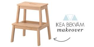 Ikea - DIY - Bekvam Stool