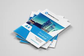 Free Download Brochure Download This Free Brochure Mockup In Psd Designhooks