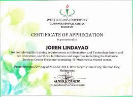 Sample Certificate Elegant Sample Certificate Of Ojt Completion