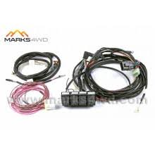 wiring harnesses engine conversions interface wiring harness vn vp vr v6 engine