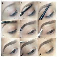 best makeup to do eyebrows