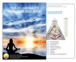 Create Your Free Human Design Chart Report Ihds