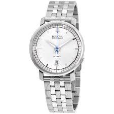 bulova men s watch accutron ii telluride stainless steel 96b216 bulova accutron ii telluride stainless steel men s watch 96b216