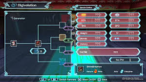 Digimon World 1 Digivolve Chart Digimon World Next Order Digivolution Guide Digimon World
