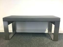 bench seat height. One Seat Benches Bench Of The Final Height For Sale