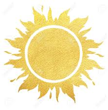 Image result for gold sun