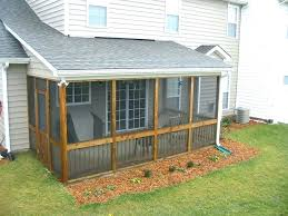 inspirational screened in patio ideas and attractive closed designs best about on small screen porch enclosed
