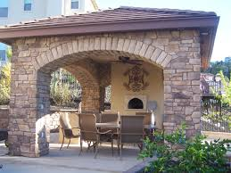 Design Outdoor Kitchen Online Exterior Rustic Outdoor Kitchen Patio Design Ideas Backyard