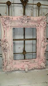 large shabby chic mirror large shabby chic frame strawberries and cream by extra large shabby chic