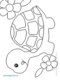 Coloring Pages Animals Cute Baby Pictures 1 Throughout Animal
