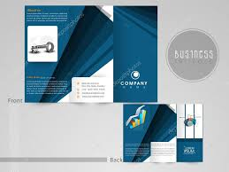 Professional Tri Fold Flyer Or Template For Business