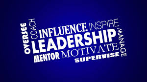 Motivate Leadership Leadership Inspire Coach Motivate Word Collage 3d Animation Motion