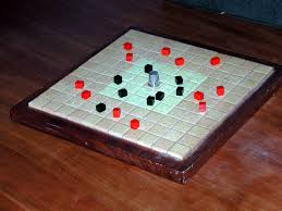 Handmade Wooden Board Games Games 58