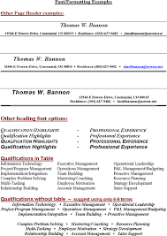 Free Sample Resume Headings Amazing Resume Heading