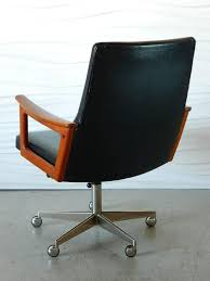 mid century desk chair. Mid-Century Modern Danish Teak Desk Chair In The Style Of Arne Vodder Good Mid Century K