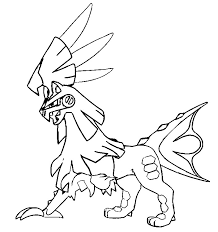 Coloring Pages Pokemon Sun And Moon Drawing Pokemon Generatie 5