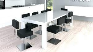 Table De Cuisine A Rallonge Avec Rallonges Ikea Integree Petite