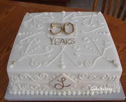 50th Anniversary Cupcake Decorations Cake Believe 50th Wedding Anniversary