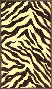 zebra brown rug animal print rug kings court brown zebra cheetah rugs brown zebra rug