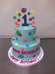 Boys 1st Birthday Main Made Custom Cakes