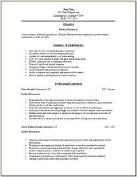 How To Write A Resume For Pharmacy Technician Pharmacy Technician