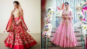 Engagement Lehenga Designs 2018 Top Bridal Lehenga Design Engagement Lehenga Indian Wedding Lehenga Top Lehenga Collection