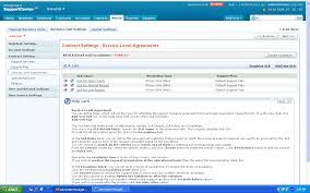 help desk service level agreement template manage your customer service level agreements sla manageengine