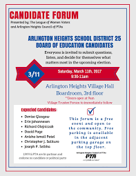 Pta Elections Flyer The Olive Branch February 2017