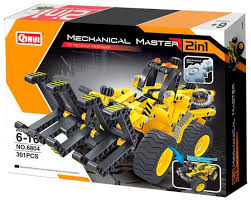 <b>Конструктор QiHui Mechanical</b> Master 6804 Тракто... — купить по ...