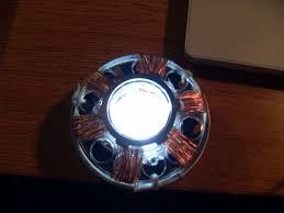 Iron Man Chest Light Diy Diy Iron Man Arc Reactor 5 Steps Instructables