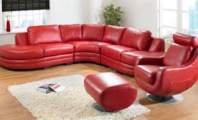 elegant red leather sofas red leather sofa design modular living room furniture enk dot