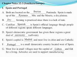 chapter notes northern europe i the united kingdom island  7 chapter