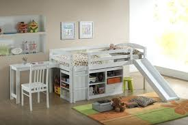 bunk bed with slide and tent. Boys Twin Loft Bed With Slide Adorable Top Kids Beds Slides Tent Finish Bunk And .