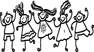 Small Picture Five Best Friends Coloring Pages Wecoloringpage