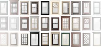 Exterior Window Styles Mesmerizing Interior Design Ideas - Exterior windows
