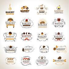 Bakery Logos Design Creative Bakery Logos Design Vector 02 For Free Download