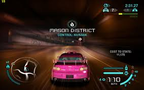 Need For Speed Carbon Widescreen Pics And How To 56k Warning