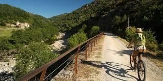La Dolce Via – Ardèche - Grand itinéraire vélo • Grande randonnée à vélo »  ...