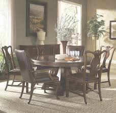 bedding decorative 7 piece round dining room set 32 table with splat back side chairs
