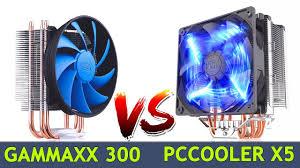 Deepcool gammaxx 300 vs <b>pccooler</b> x5 КАКОЙ КУПИТЬ <b>КУЛЕР</b> ...